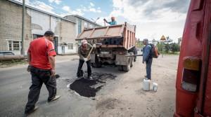 Народные работы у Станкозавоа в Заречье