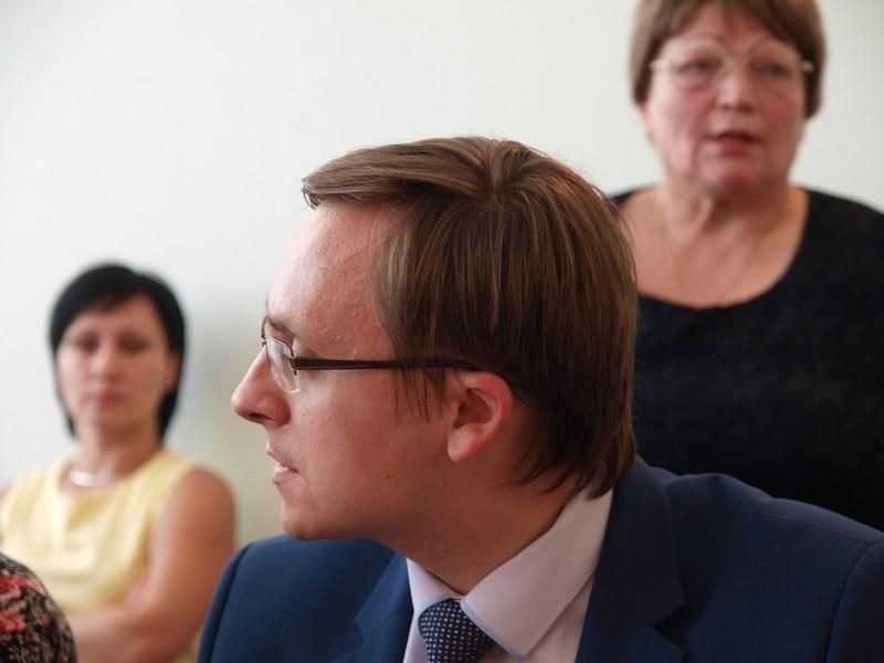 Роман Владимирович Андреев, глава г. Кимры