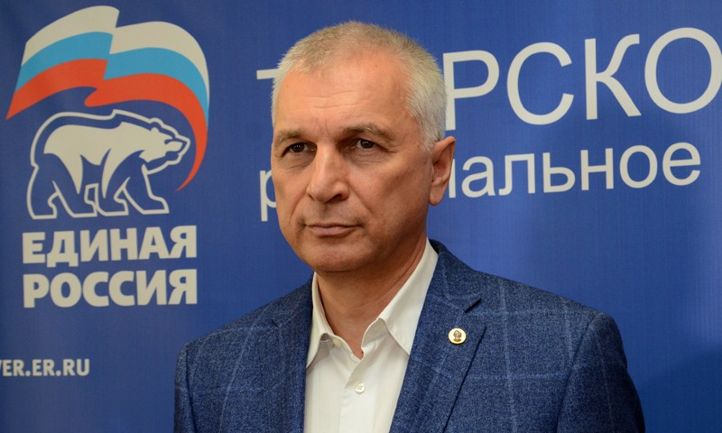 «Единая Россия» оказала помощь в сборе подписей