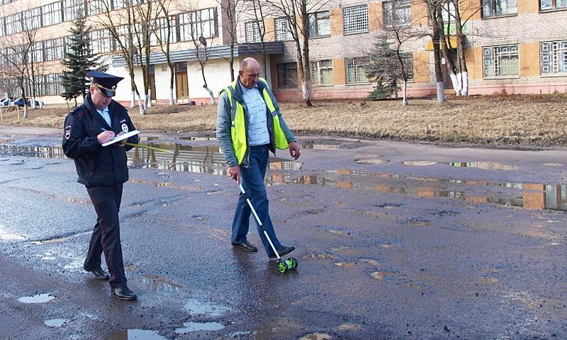 Прошлогодний ямочный ремонт в Кимрах разрешили закончить к 1 ноября