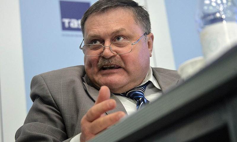 Версия депутата Соловьева