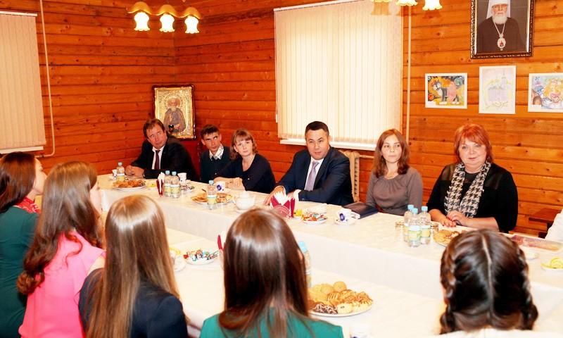 Пример духовно-нравственного подхода к образованию детей в центре «Новая Корчева»