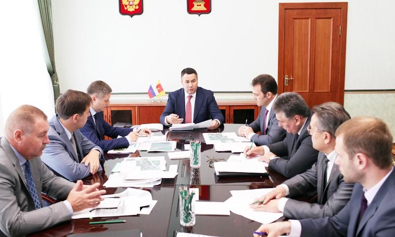 Будет создан многофункциональный презентационный комплекс на въезде в Тверскую область