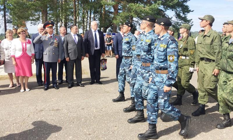 Первым городом воинской доблести в Тверской области станет Белый