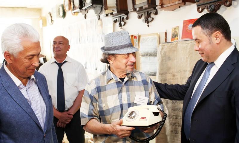 По развитию туризма Осташков усилит работу