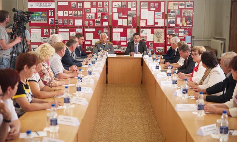 Развитие юго-западных районов Тверской области