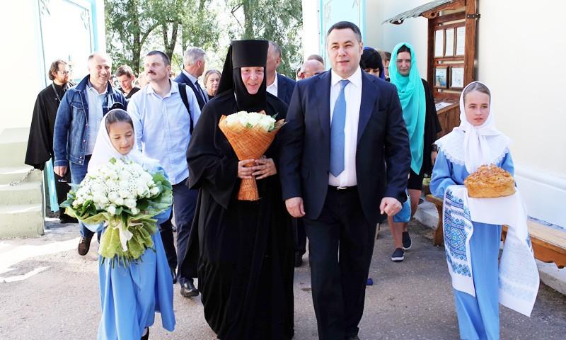 300 лет сохраняя духовные ценности и православные традиции. Житенный монастырь в Осташкове