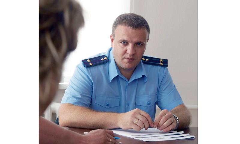 Сергей Линдт о работе прокуратуры