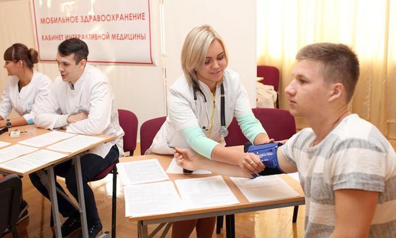Медицина шаговой доступностибудет развиваться в Тверской области