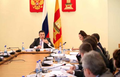 Вопросы реконструкции гребных баз в Твери рассмотрены Правительством Тверской области