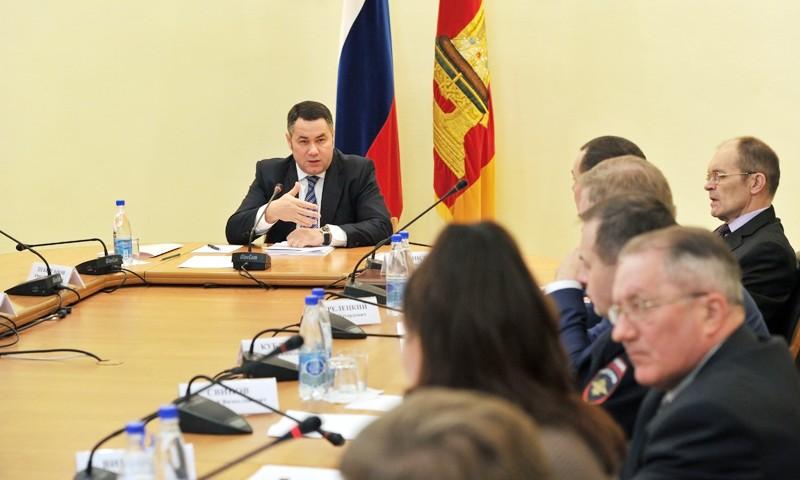 Проведен аудит в сфере госзакупок в Тверской области