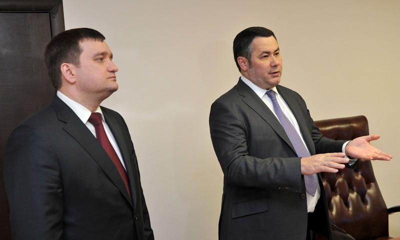 Представлен новый руководительМинистерству имущества и земельных отношений