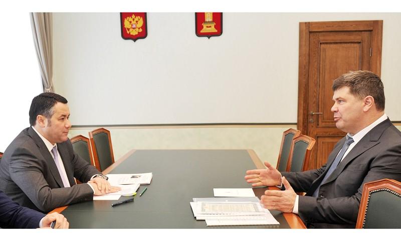 Решение не строить цементный завод в Старицком районе подтвердил губернатор Игорь Руденя