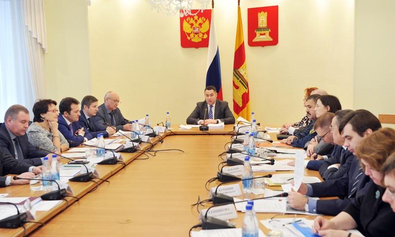 Ремонт мостов через Волгу в Ржеве и Старице обсудили в Правительстве Тверской области