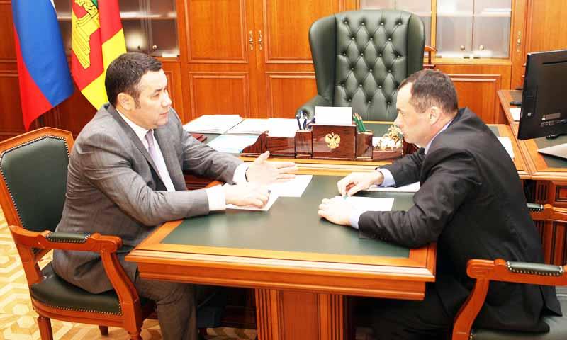 Андрей Волгин возглавит Министерство строительства и жилищно-коммунального хозяйства