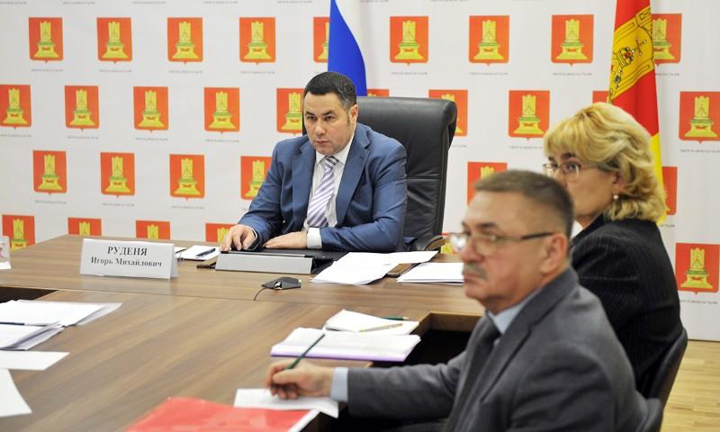 Задолженность по заработной плате в Тверской областисократили на 37%