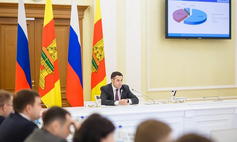 Состоялось заседание комиссии по контролю за расчетами за поставленные энергоресурсы