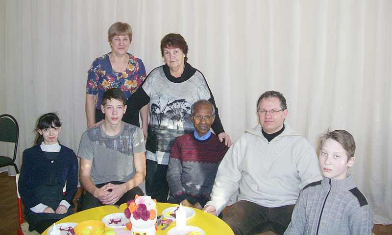Благотворители-«Львы» снова в Кимрах