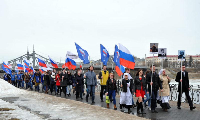 Губернатор Игорь Руденя поздравил руководство и жителей Крыма с годовщиной вхождения республики в состав России