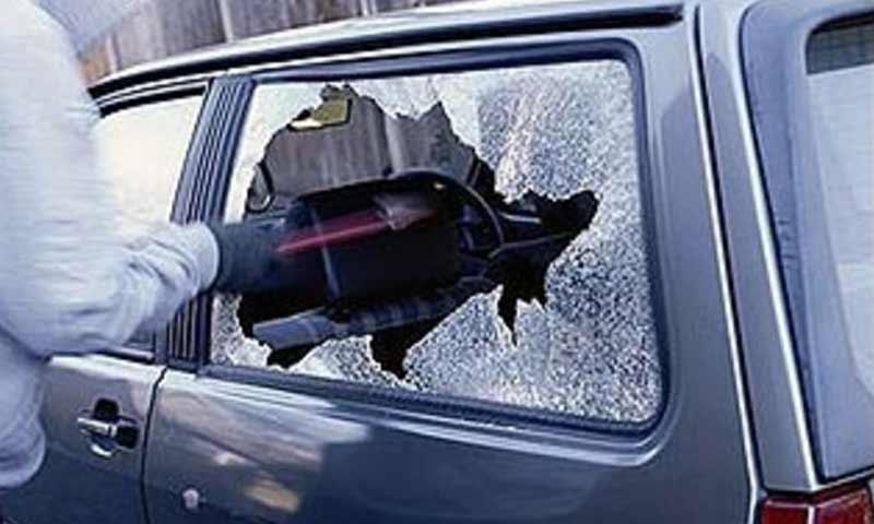 Труднее всего найти украденное из автомобилей и со складов