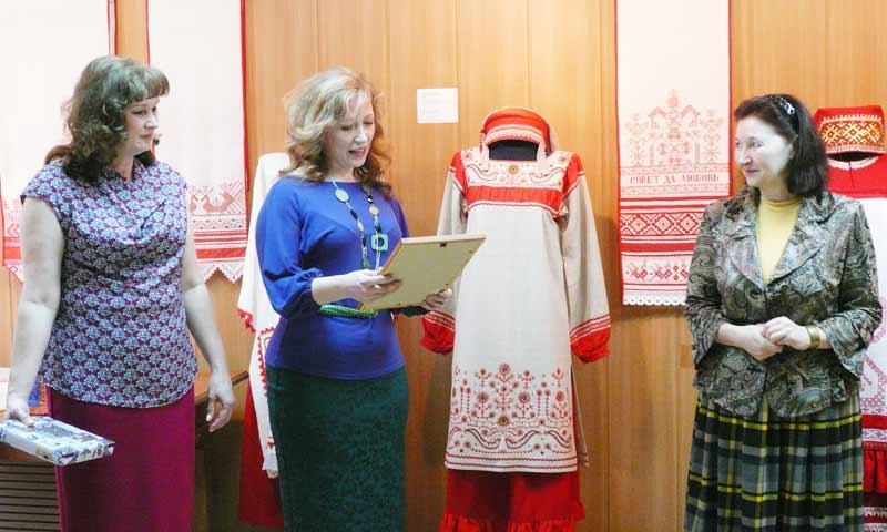 Кимряки разбирались в деталях русского костюма