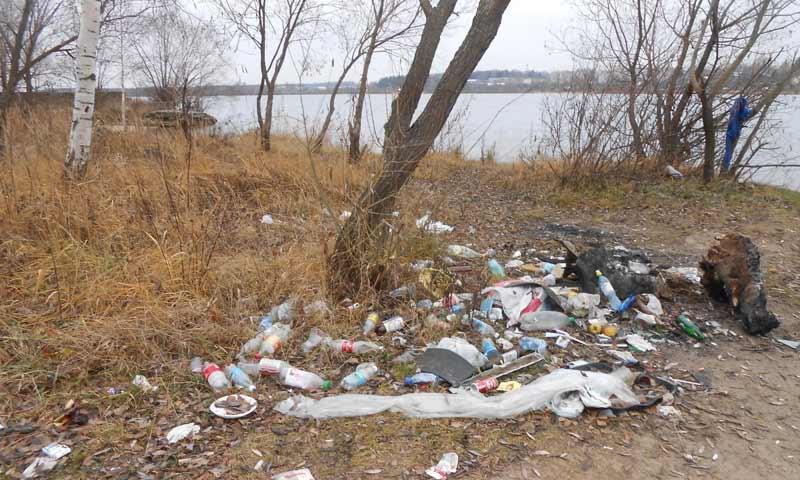 Генеральная уборка города Кимры