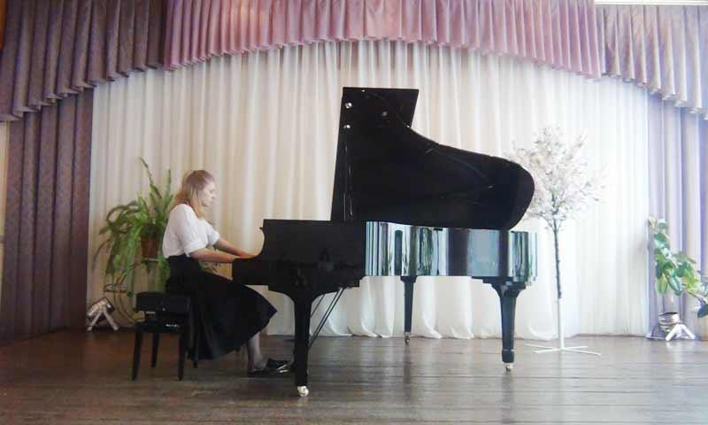 Наедине с роялем