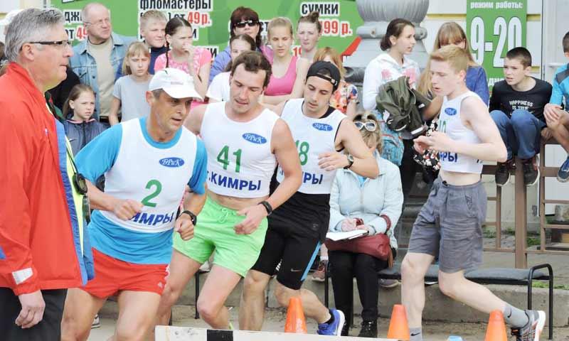 XXI легкоатлетический пробег «ТУ-2017»