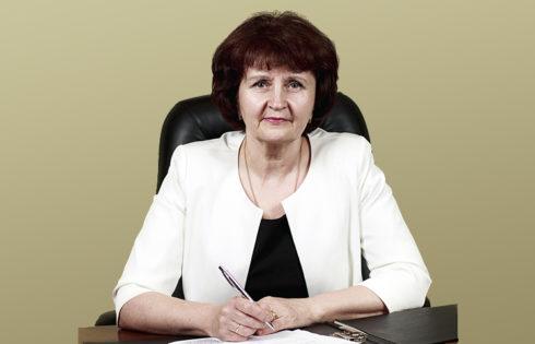 Глава Кимрского района Антонина Нестерова: