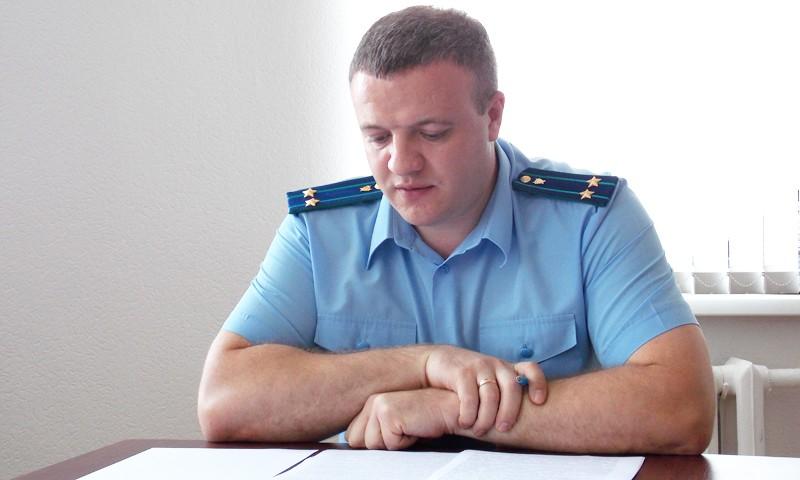 Прокурор ответил на вопросы журналистов
