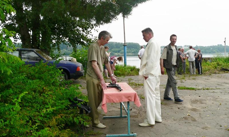 Праздник ВМФ в Кимрах