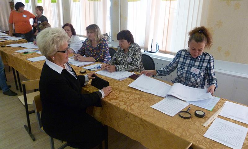 Депутат Заксобрания Валентина Белоусова прокомментировала ход голосования в Кимрах и Кимрском районе
