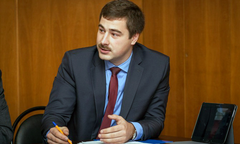 Александр Юрьевич Рожков