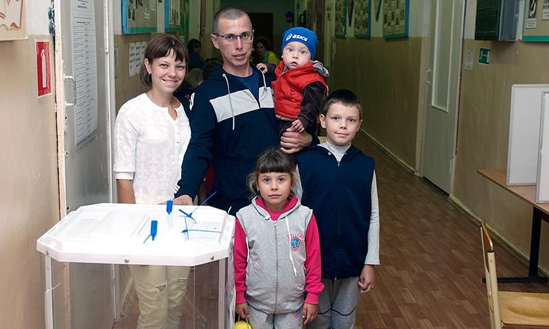 До окончания голосования в городе Кимры и Кимрском районе остается меньше часа