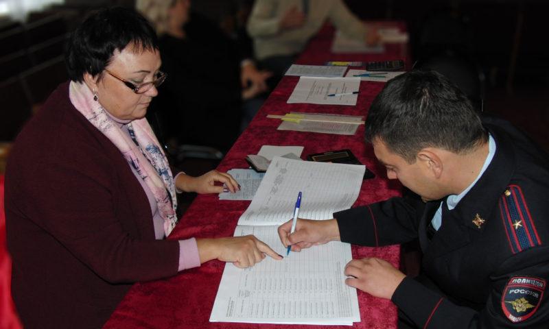 Кимряки голосуют 10 сентября на дополнительных выборах