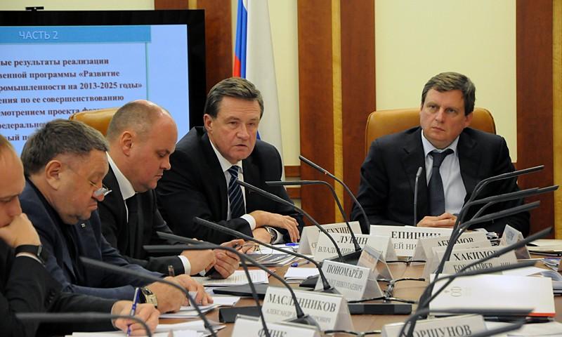 Под председательством Андрея Епишина в Совете Федерации прошло заседание рабочей группы по вопросам государственной политики в сфере авиастроения