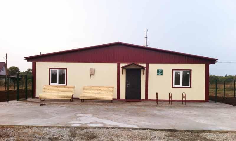 Уникальный проект: дом и кабинет