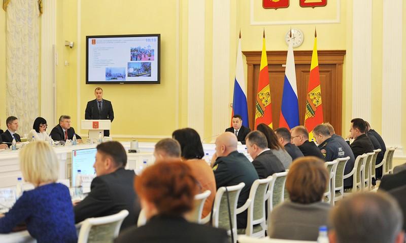 В Тверской области планируется установить 45 площадок для мини-футбола
