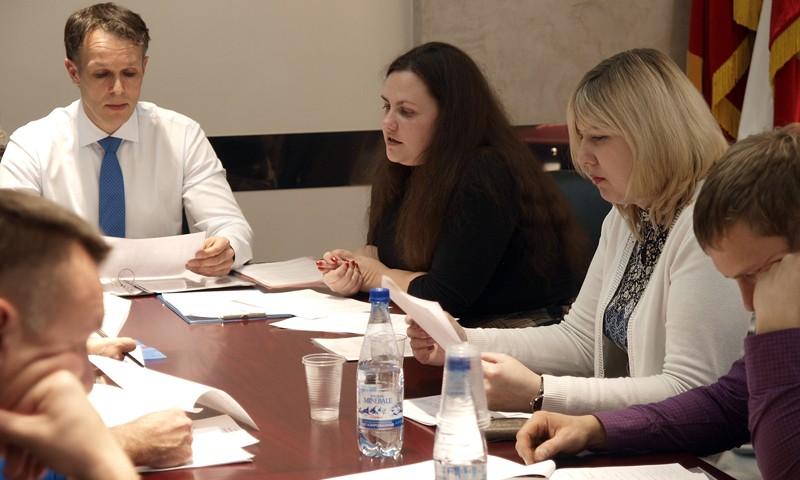 Два неотложных вопроса рассмотрели депутаты Кимрской городской Думы