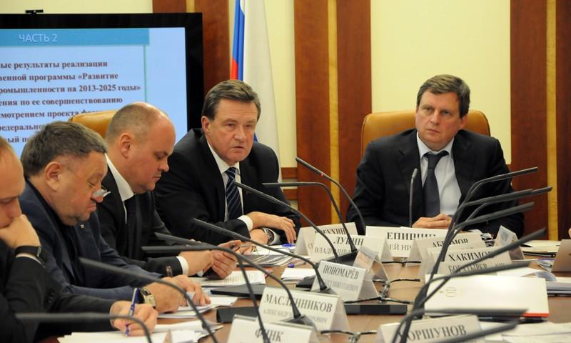 Во главе с Андреем Епишиным сенаторы поддержат авиастроение