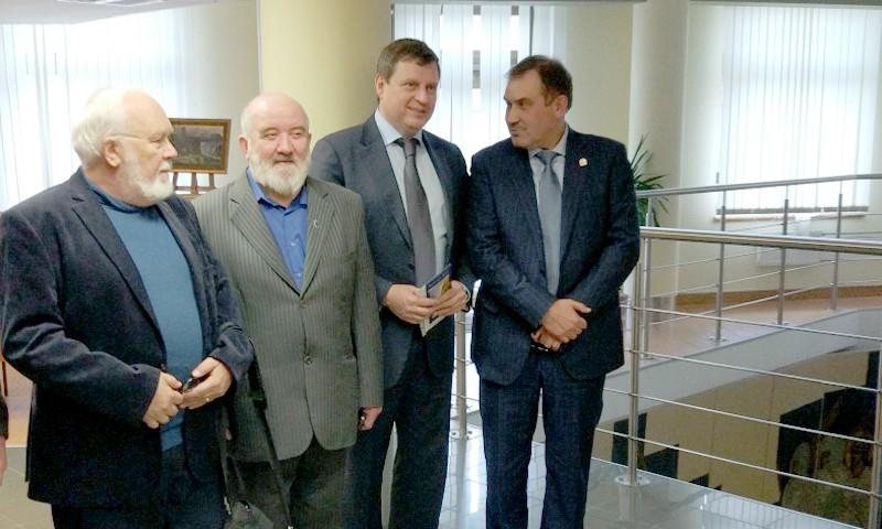 День тверской книги прошел в Москве
