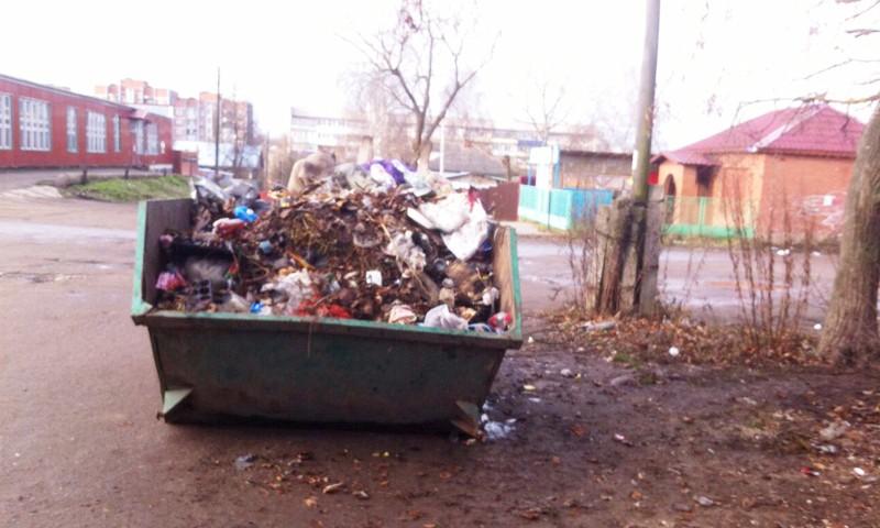 «Порядок» наводит порядок по благоустройству города и уборке накопившегося мусора