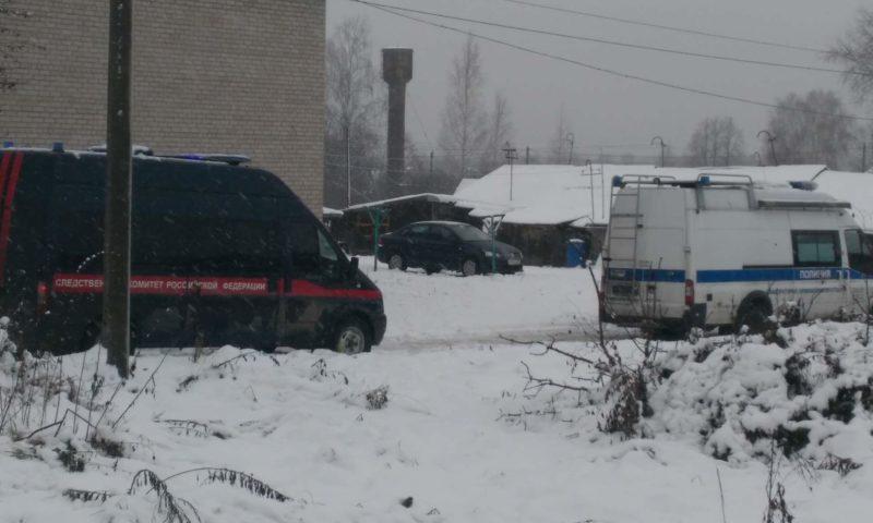 В городе Кимры стреляли в автомобиль тверских криминалистов