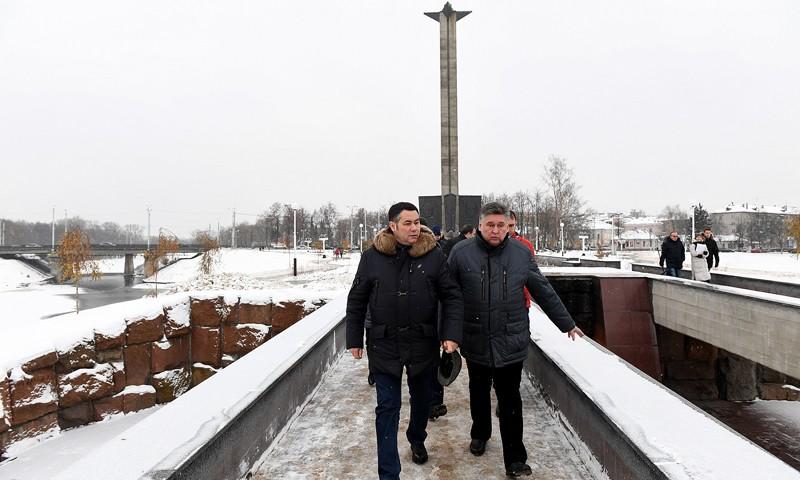 В Твери завершен начальный этап реконструкции площади Победы
