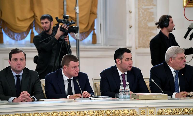 Владимир Путин отметил эффективность Национальной предпринимательской инициативы