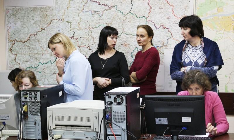 Обучение системных администраторов ГАС «Выборы»