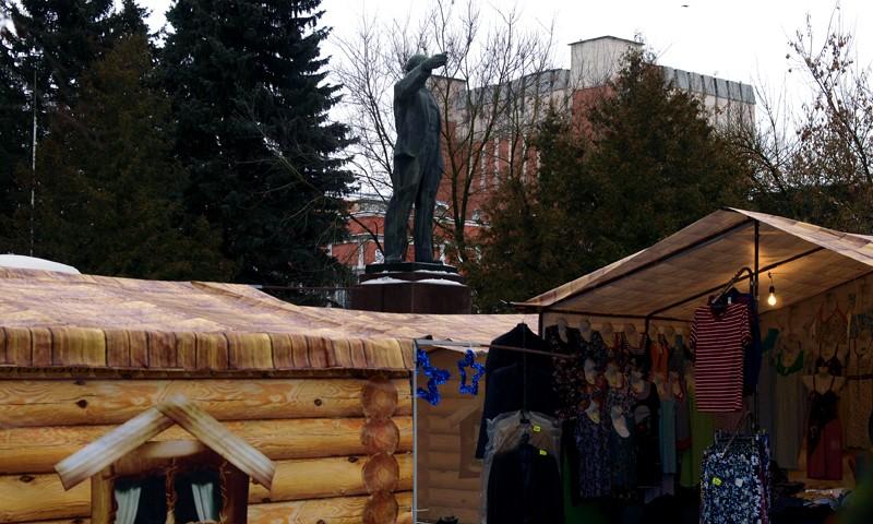 Кимры и Ленин