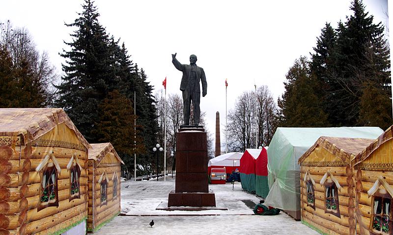 Сказочный хуторок появился под Лениным в Кимрах