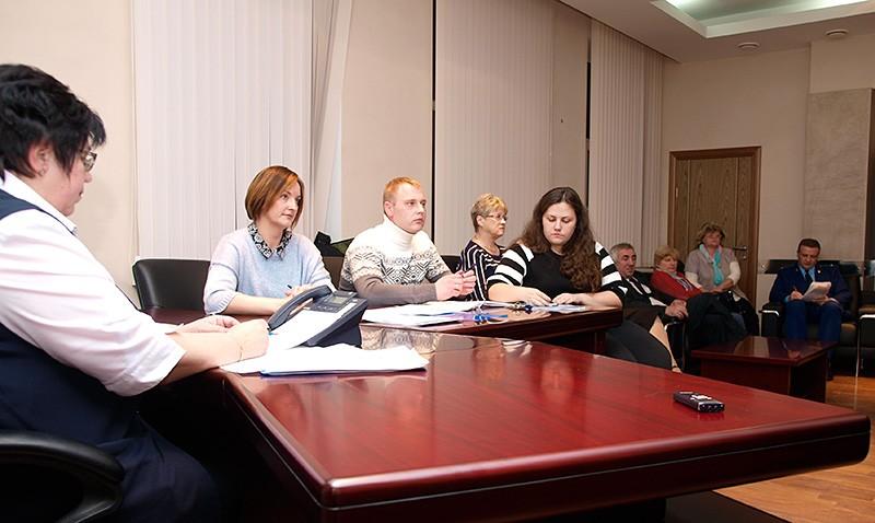 Предпоследнее заседание депутатов в г. Кимры