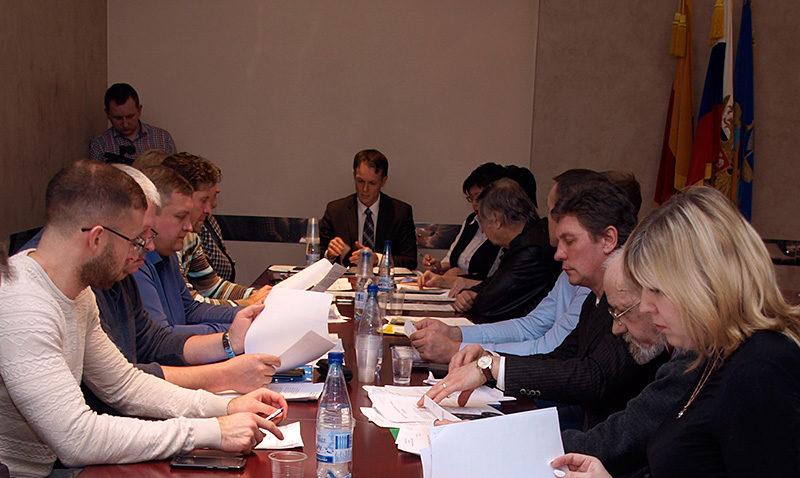 Предпоследнее заседание Думы в городе Кимры